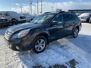 2013 Subaru Outback 2.5i w/Limited Pkg LEATHER ROOF DVD NAV AUX