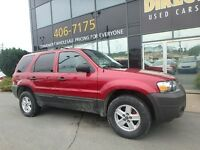 2007 Ford Escape FWD XLS