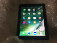 Apple iPad 4 16GB, Black WiFi Only Tablet 10.1 Retina Screen Grade A WARRANTY
