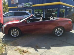 "2013 Chrysler 200 TOURING CONVERTABLE Coupe ""ONLY 41000 KM"""