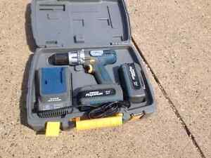 battery powered electric drill