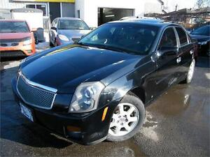 2007 CADILLAC CTS . CUIR. TOIT OUVRANT. 95 000 KM