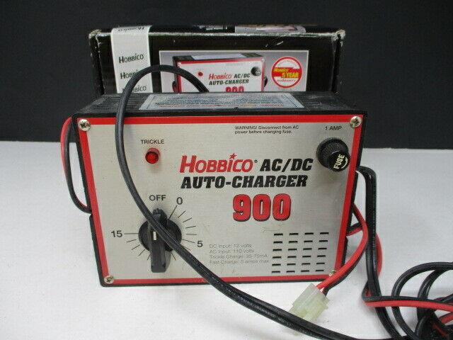 Hobbico AC/DC Auto Charger 900