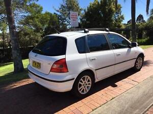 2003 Honda Civic Hatchback Cherrybrook Hornsby Area Preview