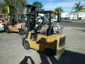 F3657: 2005 CATERPILLAR 2.5 TON LPG FORKLIFT WITH SIDE SHIFT Geebung Brisbane North East Preview