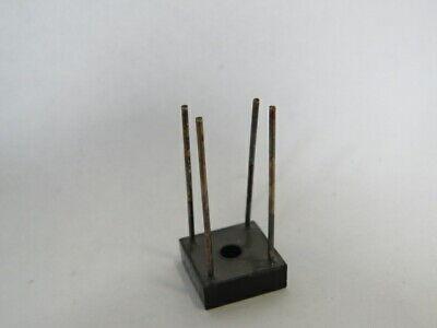 Microsemi Vs647 Bridge Rectifier Diode 1ph 2a 600v Used