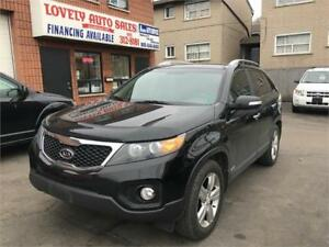 2012 Kia Sorento EX w/Snrf,AWD,HEATED SEATS