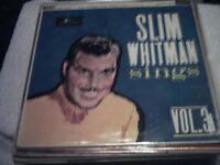 Vinyl LP Slim Whitman Sings Vol 3 London HAP 2443 Mono