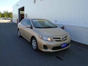2011 Toyota Corolla CE (New Tires)
