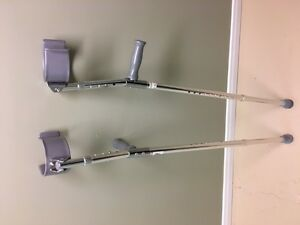 Brand New Forearm Crutches