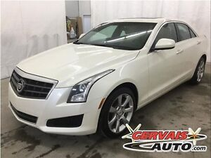 Cadillac ATS 4 2.0T AWD Cuir Toit Ouvrant MAGS 2014