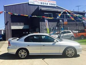 2004 Holden Commodore VY II S 4 Speed Automatic Sedan Brooklyn Brimbank Area Preview
