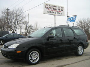 2006 Ford Focus SES ZXW Wagon