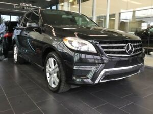 2014 Mercedes-Benz M-Class ML 350 BlueTEC, 4MATIC, SUNROOF, HEAT