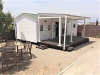 Your place in the sun for a lot less than you thought - 2 bedroom mobile home 45 mins from Malaga