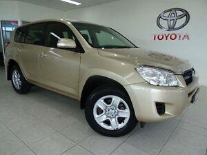 2012 Toyota RAV4 ACA38R CV (2WD) Gold 4 Speed Automatic Wagon Parramatta Park Cairns City Preview