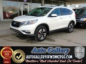 2015 Honda CR-V Touring  AWD  *Nav