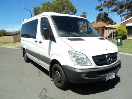 2012 MERCEDES BENZ SPRINTER 2 TON AUTO, VAN FOR WEEKLY RENT or W