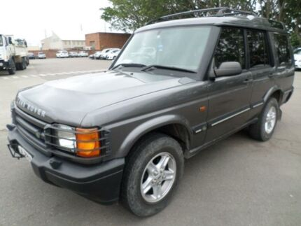 2001 Land Rover Discovery TD5 (4x4) Grey 4 Speed Automatic 4x4 Wagon Georgetown Newcastle Area Preview