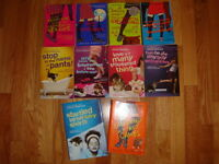 Teen Books by Louise Rennision