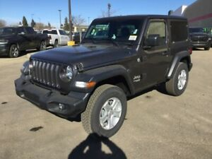 2019 Jeep Wrangler 4X4 SPORT                AIR CONDITIONING  17