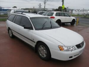 2004 HOLDEN Commodore EXECUTIVE Glenorchy Glenorchy Area Preview