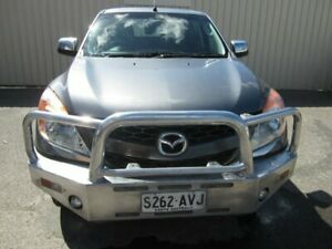2013 Mazda BT-50 XTR (4x4) Titanium Grey 6 Speed Automatic Dual Cab Utility Windsor Gardens Port Adelaide Area Preview