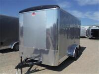 7 x 14 Cargo Trailer - TAX IN PRICES - Radial Tires - 7000# GVWR