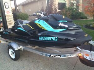 LIKE NEW 2013 SEADOO RXP X 260 SUPERCHARGED