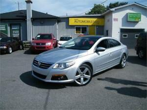 2012 VOLKSWAGEN PASSAT CC HIGHLINE 85 434 KM . moteur 2.0 turbo