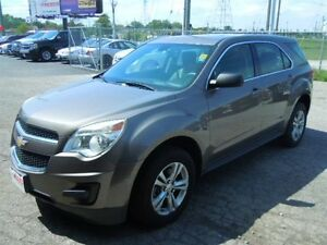 2010 CHEVROLET EQUINOX LS- ONSTAR, ALLOY WHEELS, REMOTE KEYLESS