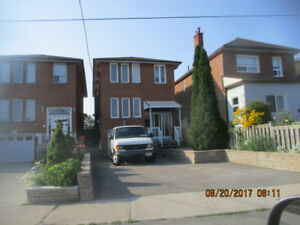Central Toronto Area, close to TTC, Highway and Malls