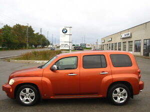 ONLY 137550 kms ! ONE OWNER ! 2007 CHEVY HHR LT
