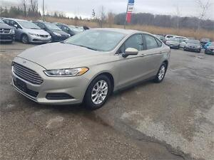 2016 Ford Fusion S Weekend Special