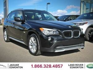 2012 BMW X1 xDrive28i - Local One Owner Trade In | Leather Int