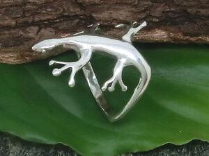 Gecko-Salamander-PLATA-925-Anillo-lagartija