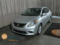 2013 Nissan Versa 1.6 SV 4dr Sedan