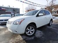2009 NISSAN ROGUE SL AWD (DÉMARREUR, CUIR, TOIT, MAGS, FULL!!!)