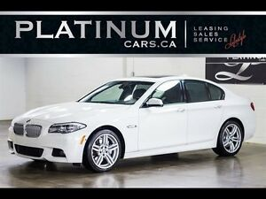 2012 BMW 5-Series 550i Executive, M-Sp