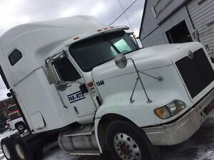 Parting out 2004 International 9200i