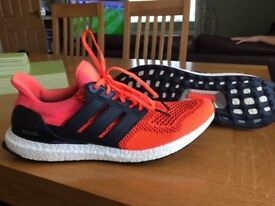 Adidas Ultra boost trainers size 12