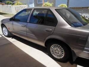1996 Ford Fairmont Sedan Bundaberg West Bundaberg City Preview