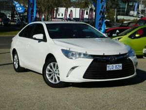 2016 Toyota Camry ASV50R MY15 Altise White 6 Speed Automatic Sedan Belconnen Belconnen Area Preview
