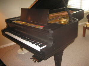 :MASON & HAMLIN CC 9 FOOT RESTORED GRAND PIANO. BIGGEST SOUND!!!