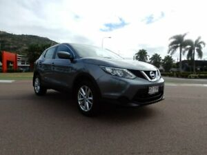 2017 Nissan Qashqai J11 ST Grey 1 Speed Constant Variable Wagon Townsville Townsville City Preview