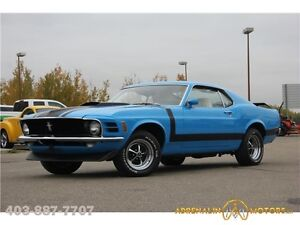 1970 Ford Mustang Fastback Grabber Special Edition!!