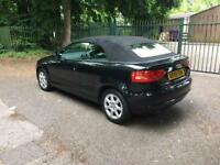 Audi A3 Cabriolet 1.9TDI 2009MY convertible soft top diesel 65mpg
