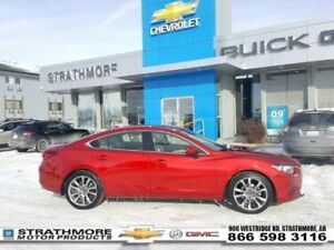 2014 Mazda Mazda6 GT-Nav-Auto-Leather-Sunroof-Alert Pkgs......
