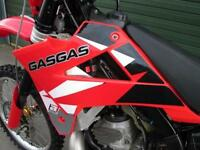 GAS GAS EC 300 ROAD REGISTERED ENDURO MX MOTOCROSS BIKE 2007