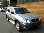 2002 Mazda Tribute Classic Traveller Gold 4 Speed Automatic Wagon Labrador Gold Coast City Preview
